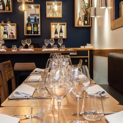 La Maison Marie Restaurant Rue Mercière Lyon