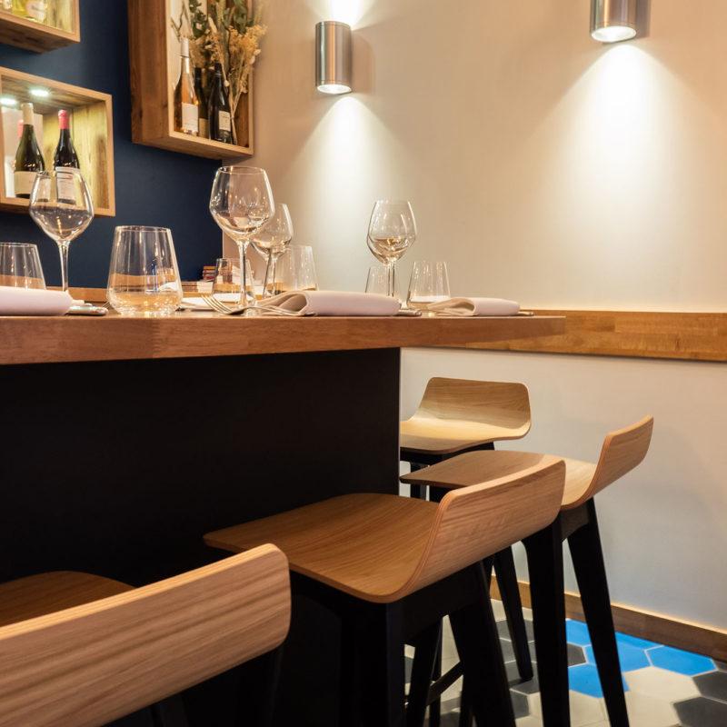 La Maison Marie Cuisine Bistronomique Lyon
